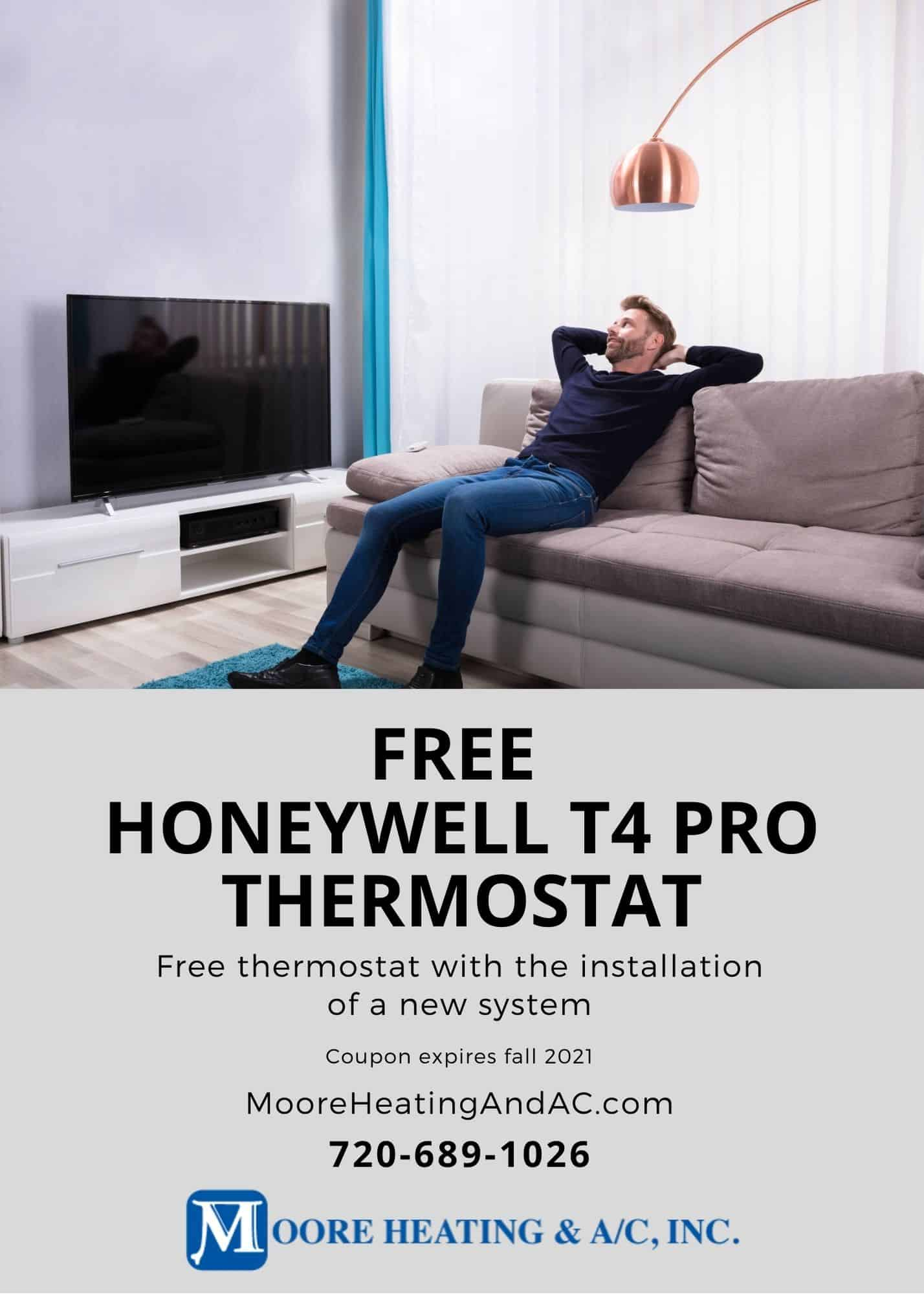 Free Thermostat Coupon